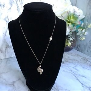 Lucky Brand Reversible Love Necklace
